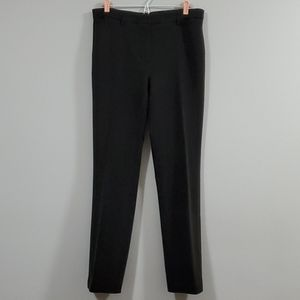Jules and Leopold Trousers Basic Black Office Pant